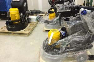 Photo #1: Xtreme Polishing Systems. Concrete Grinding/Polishing