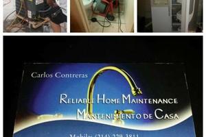 Photo #1: Contreras- Handyman Services* Servicios de Mantenimiento
