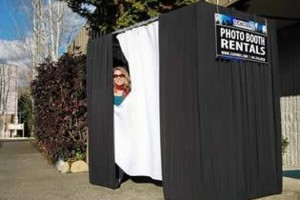 Photo #1: PHOTO BOOTH FOR RENT