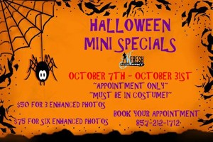 Photo #1: Halloween Mini Specials