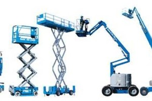 Photo #1: AERIAL PRO EQUIPMENT REPAIR - scissorlifts boomlifts forklifts