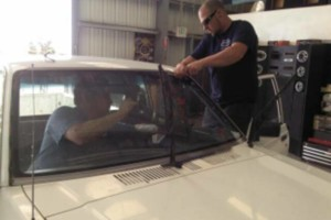 Photo #1: Windshield & Door Glass Replacement !