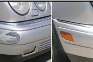 Photo #1: MOBILE BUMPER AND SCRATCH REPAIR