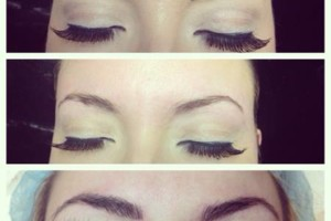 Photo #1: Microblading permanent makeup