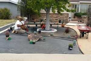 Photo #7: Modern Concepts. WE SPECIALIZE IN DROUGHT TOLERANT LANDSCAPES AND DESIGNS