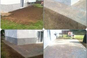 Photo #5: All Masonry & Concrete Work - Will beat any Price