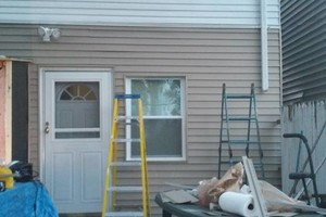 Photo #6: Justin's Home improvement - painting, framing, concrete