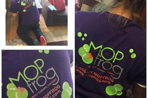 Photo #2: EcoFriendly Cleaning Service-Call Today and Get A Free Quote (Mopfrog)