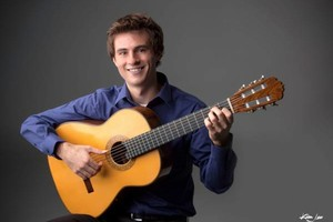 Photo #1: CLASSICAL GUITAR LESSONS WITH UT GRADUATE STUDENT!!!