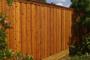 Photo #2: ALYVER CONTRACTORS. FENCE AND DECK SERVICE