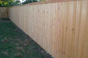 Photo #4: ALYVER CONTRACTORS. FENCE AND DECK SERVICE