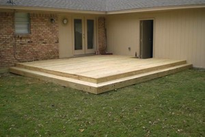 Photo #7: ALYVER CONTRACTORS. FENCE AND DECK SERVICE