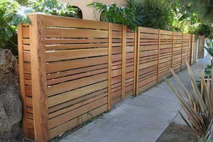 Photo #12: ALYVER CONTRACTORS. FENCE AND DECK SERVICE