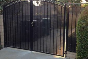 Photo #10: LA's Finest Iron . Sliding gates, gates, fences