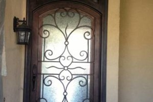 Photo #5: LA's Finest Iron . Sliding gates, gates, fences