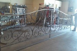 Photo #3: LA's Finest Iron . Sliding gates, gates, fences