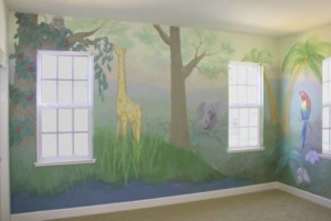 Photo #1: Interior Painting, Faux finishes, Murals - free color consultation!