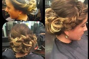 Photo #8: Hairstylist & Makeup Artist.