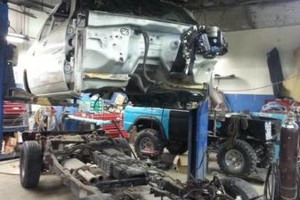 Photo #6: Professional Auto Body Repair, Reconstruction and Painting