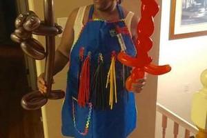 Photo #1: Bay Area Balloon Artist Professional