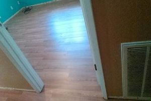 Photo #2: Laminate installation at a 1.00 a sqft hardwood at 2.50sqft