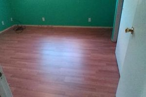 Photo #3: Laminate installation at a 1.00 a sqft hardwood at 2.50sqft