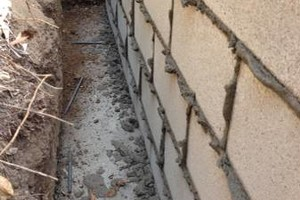 Photo #3: SHAFRAN CONSTRUCTION. Block Walls and Concrete.