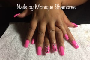 Photo #6: Nails and Makeup by Monique Shambree affordable prices Awesome Looks!!
