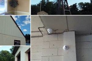 Photo #1: Gordon Audio Visual Installation. Audio/Video Setup and Security Cameras