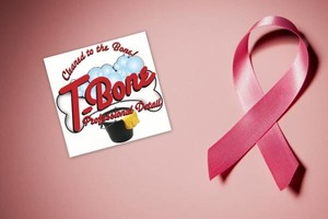 Photo #1: T-Bone Auto Detailing Benefits Breast Cancer Awareness