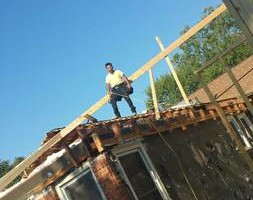 Photo #3: Framing construction and remodeling