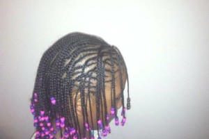 Photo #4: Neat and affordable braids and weaves