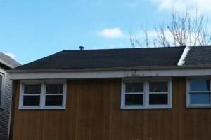 Photo #1: Shapiro's Roofing & Tuckpointing. $199 leak repair