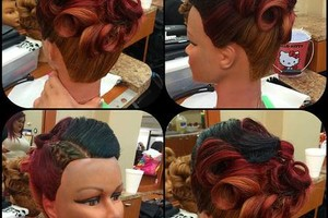 Photo #8: Pinup & Vintage Era Hair