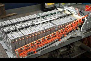Photo #1: Car Electrics Repair. Toyota Prius / Camry Hybrid Battery Rebuild