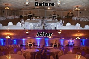 Photo #4: UPLIGHTS for 15era,Wedding, or Any Big Events $20