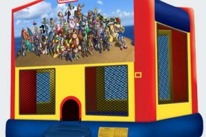 Photo #6: $49 Bounce House Rental / $99 Bounce/Slide Combo Rental (all day)