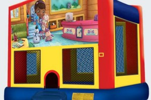 Photo #3: $49 Bounce House Rental / $99 Bounce/Slide Combo Rental (all day)