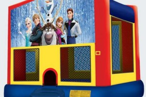 Photo #2: $49 Bounce House Rental / $99 Bounce/Slide Combo Rental (all day)