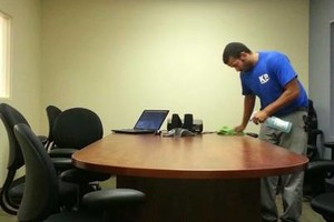 Photo #1: Need your Office or Commercial Building Clean? Call KP Sparkle Cleaning!