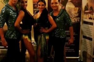 Photo #2: LEARN TO DANCE SALSA, BACHATA AND ZUMBA! (FUEGO Y SABOR LATINO)