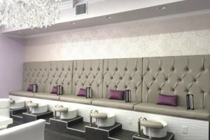 Photo #2: 20% OFF MANI/PEDI !!! New Luxury Salon GRAND OPENING in Studio City!!