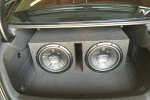 Photo #4: Chris' Car audio install specialists