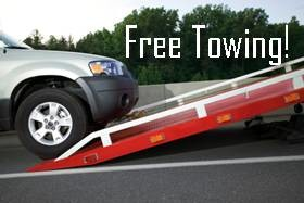 Photo #2: Free towing with auto repair