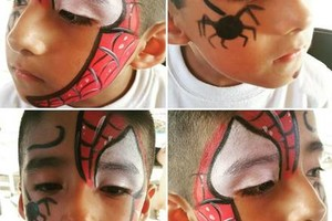 Photo #1: Face painting and Balloon artists :-) :-) :-)