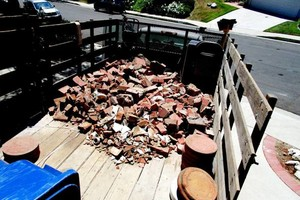 Photo #6: Junk removal and cleaning systems