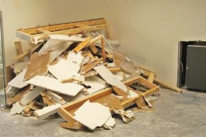 Photo #8: Junk removal and cleaning systems