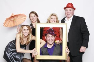 Photo #1: Photo Booth + Photo Booth = Unlimited Photos + Onsite Prints