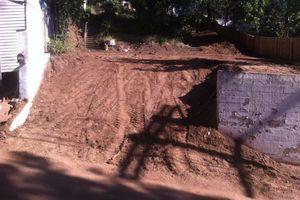 Photo #4: Bobcat Work/ Concrete and Asphalt Demo/ Hauling