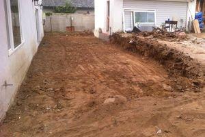 Photo #5: Bobcat Work/ Concrete and Asphalt Demo/ Hauling
